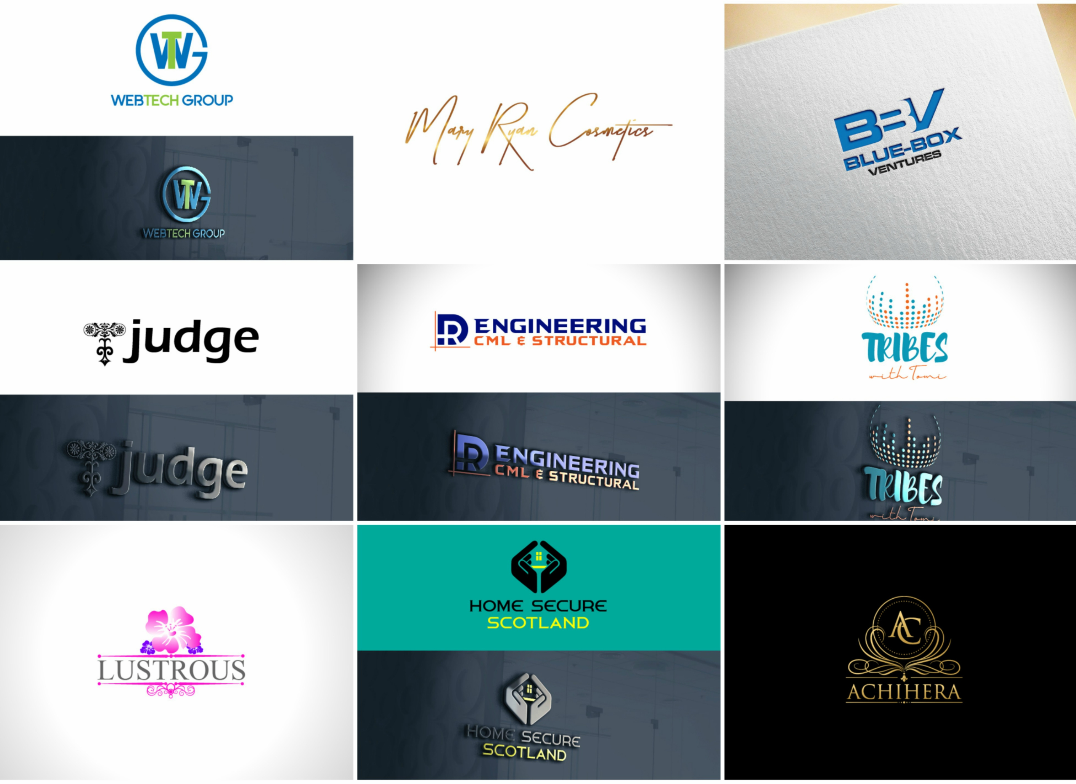 Design Professional Logo For Your Brand