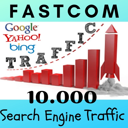Get 10.000 Visitors From Search Engines Google, Yaho...