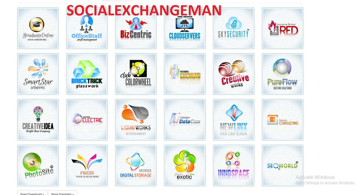 Give You Professional LOGO Design Tools