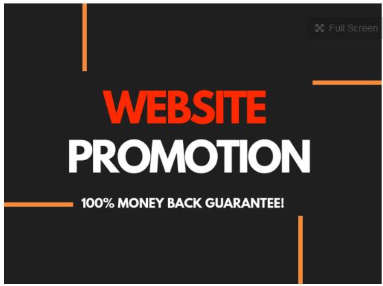 do best quality backlinks for website promotion