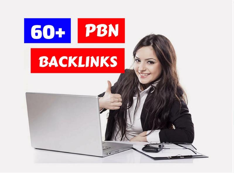 do 60 permanent pbn backlinks manually