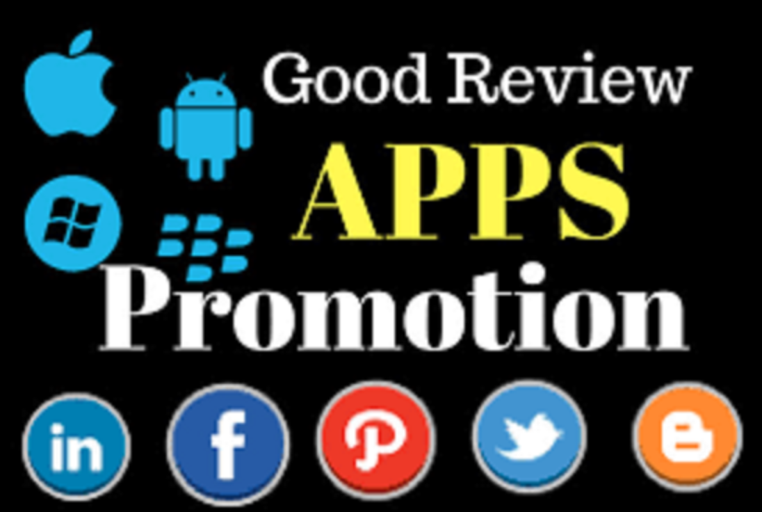 Promotion Just One App To 3 Million Social Fans Successfully