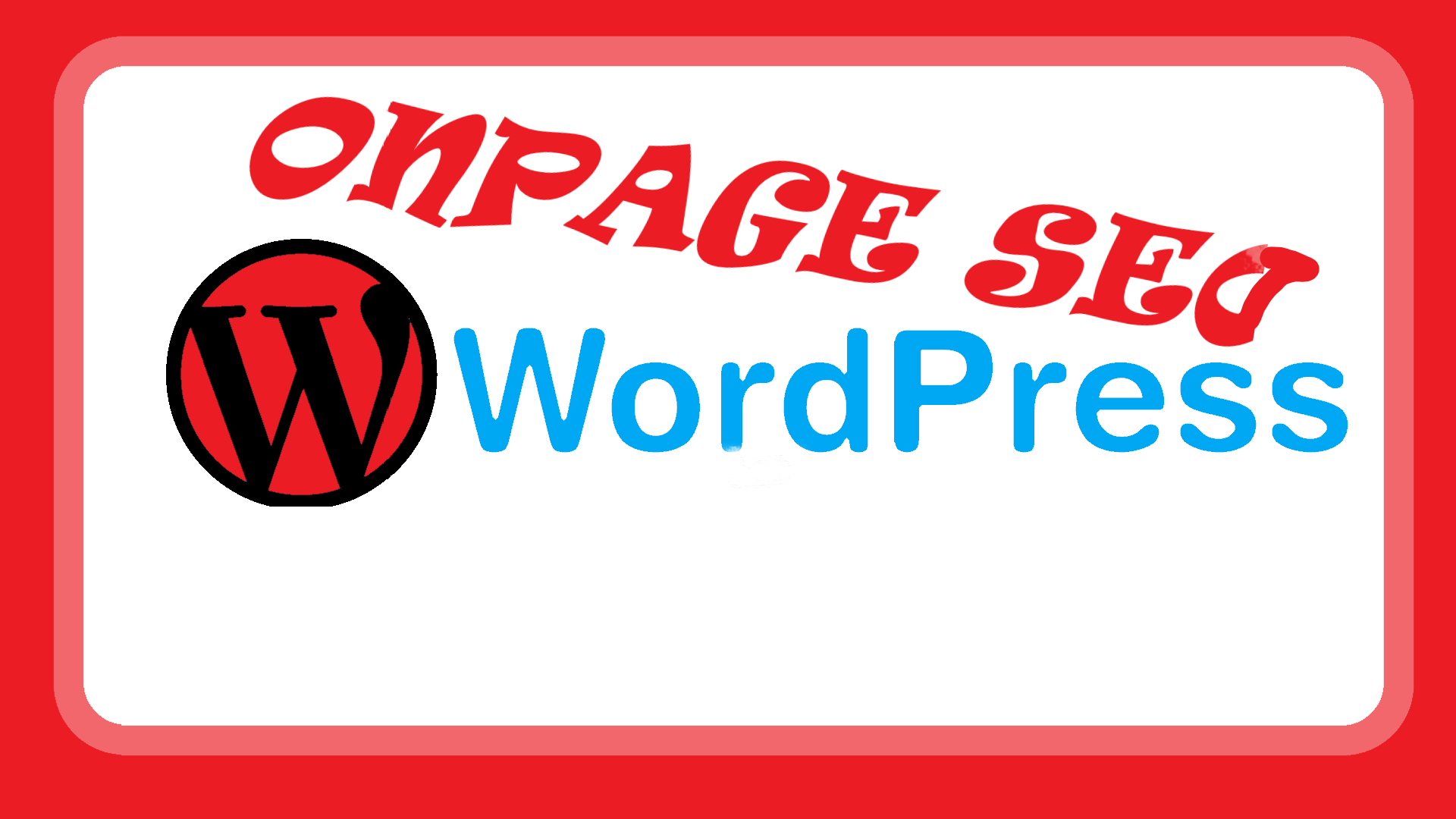 On page SEO of your 10 Pages of Wordpress website