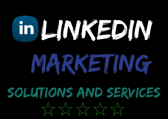 Will be your linkedin marketing specialist