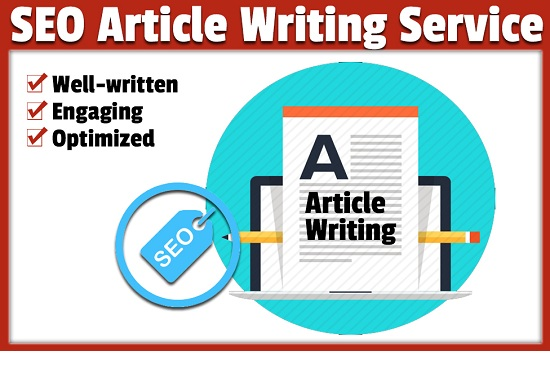 Will Write 5 Articles 500 words each, SEO Optimized and Pass Copyscape