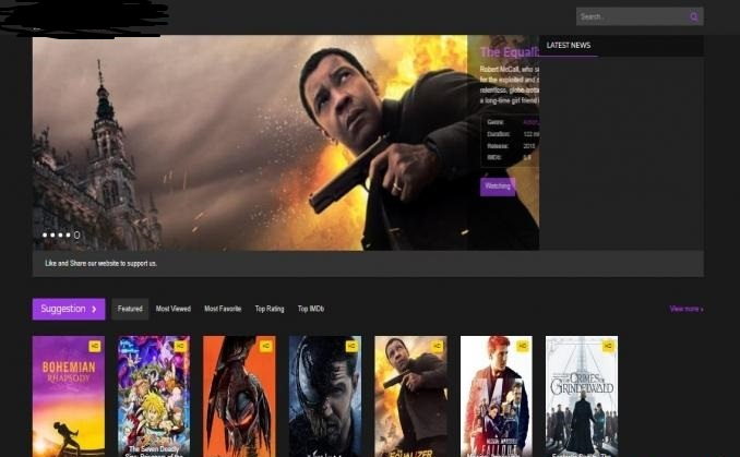 Create Movies And Tv Shows Auto Embed Website for Theme