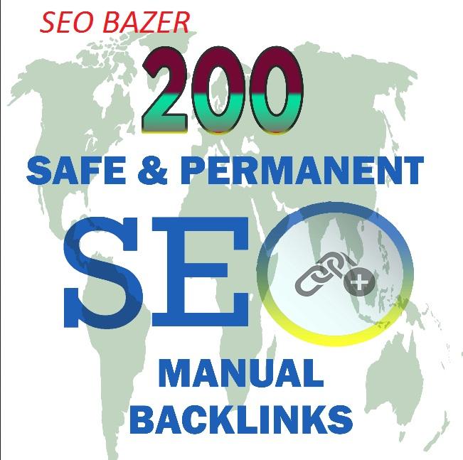 Unique 200+ EDU and SEO Gov. Backlink