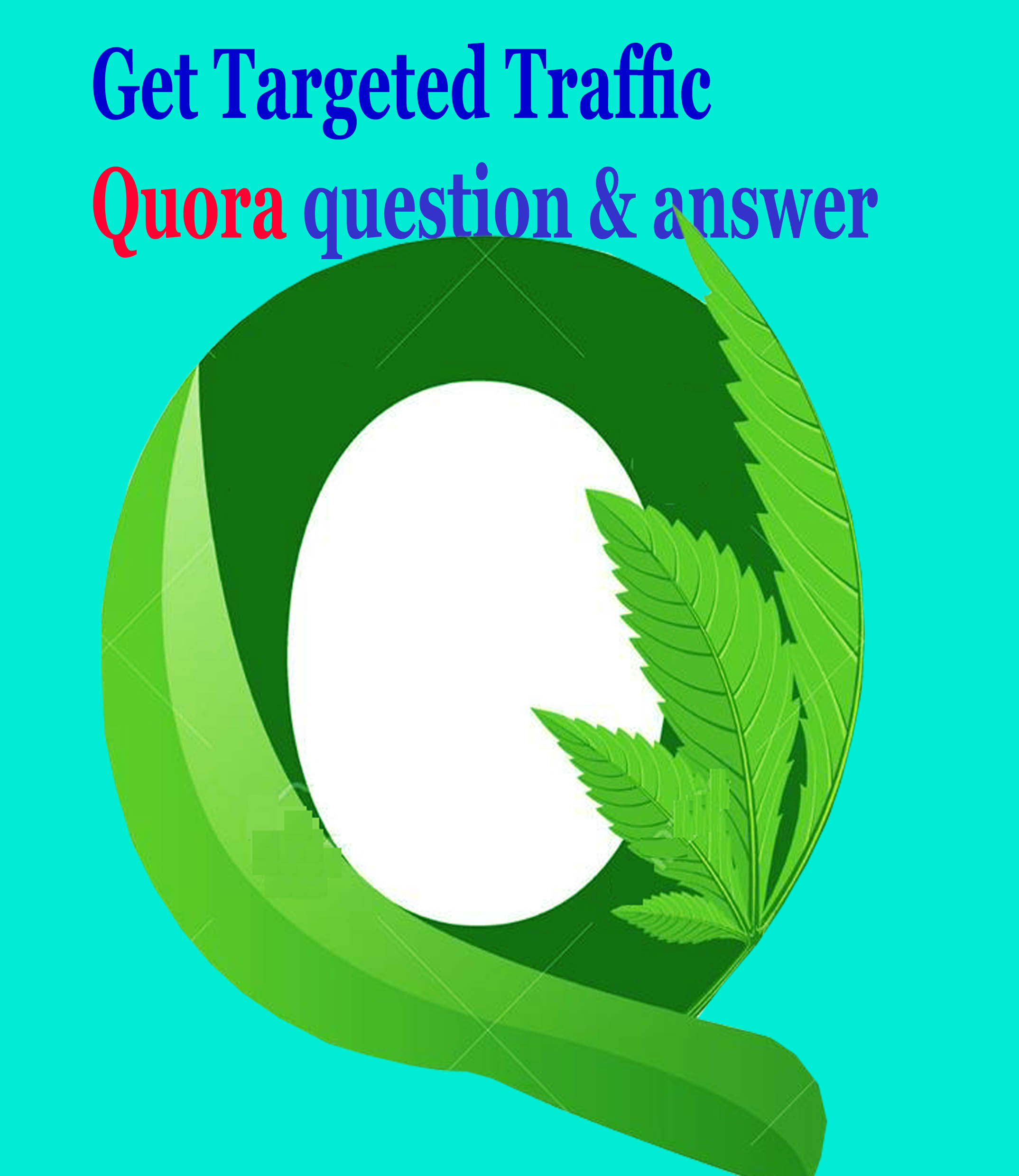 10 answer with High Quality Image to get traffic