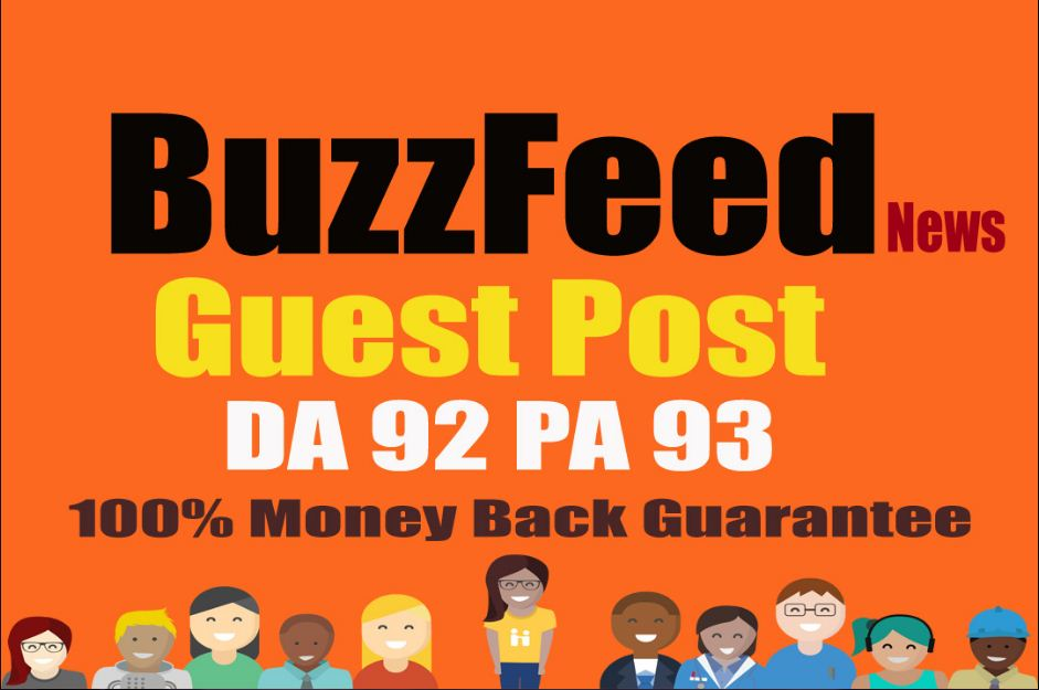 Publish Quality article on BuzzFeed With DA 92 PA 93 ...