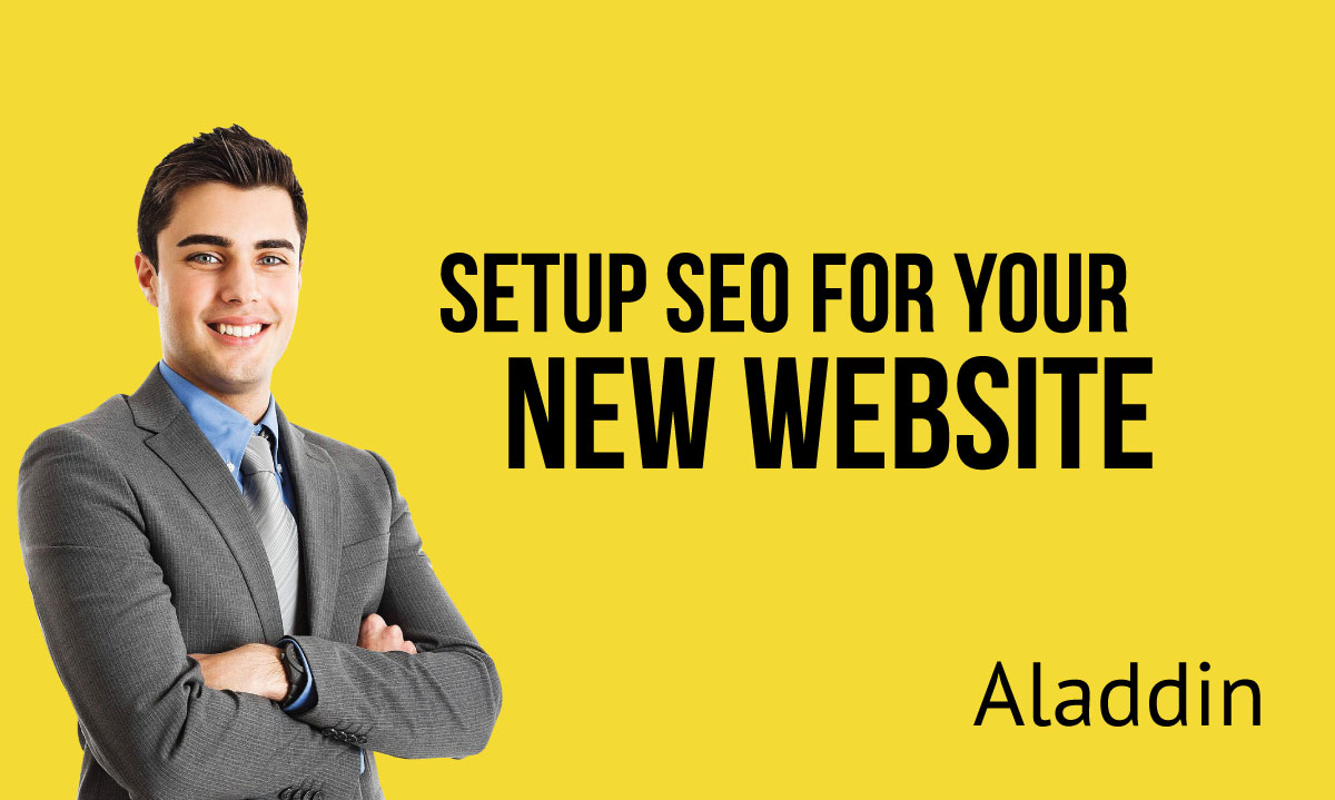 2019 SEO For New Website.. Jumpstart Your Site Ranking Instantly Only AladdinSEO
