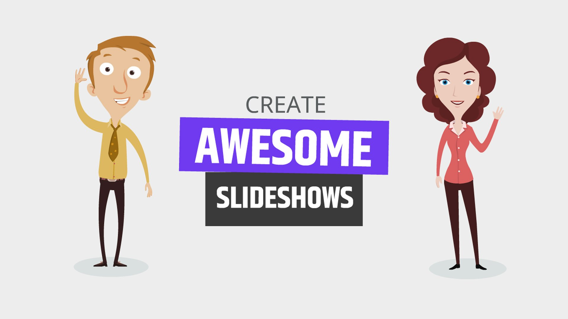 Make Slideshow from your photos with best qualities
