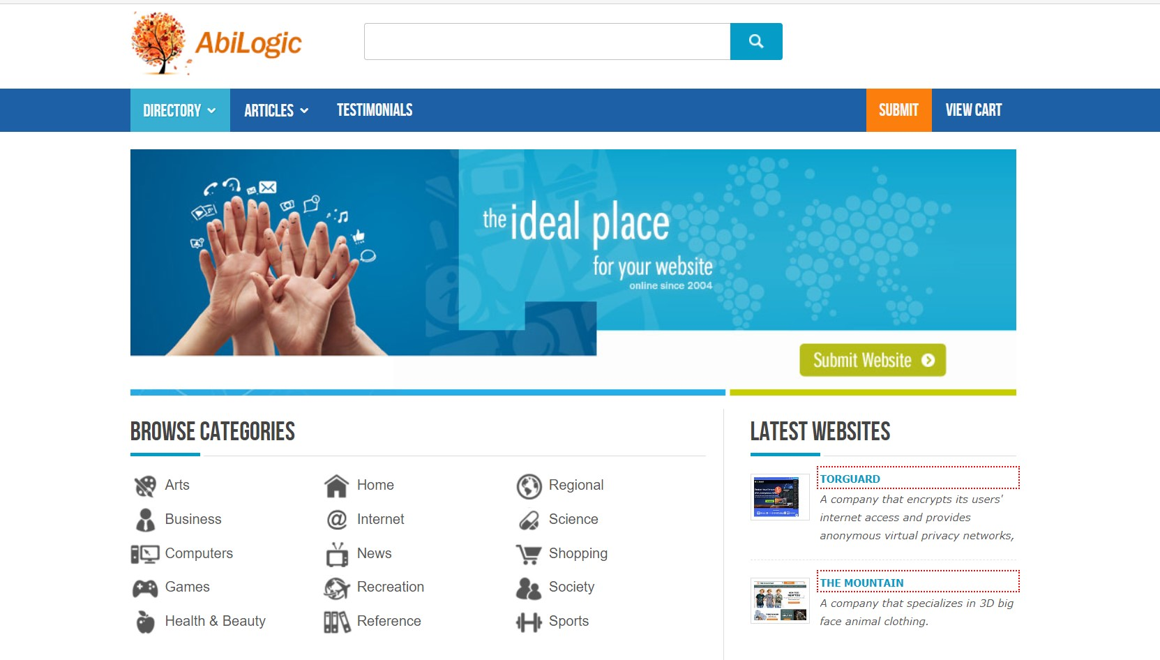 Publish a Guest Post On Abilogic. com With a Dofollow Link