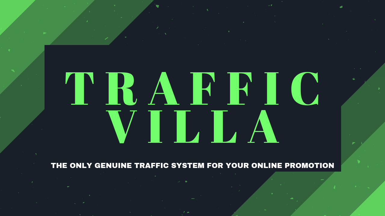TrafficVilla - Get 10k+ Genuine Traffic For Your Crypto Projects, Affiliate, CPA, Referral Promotion