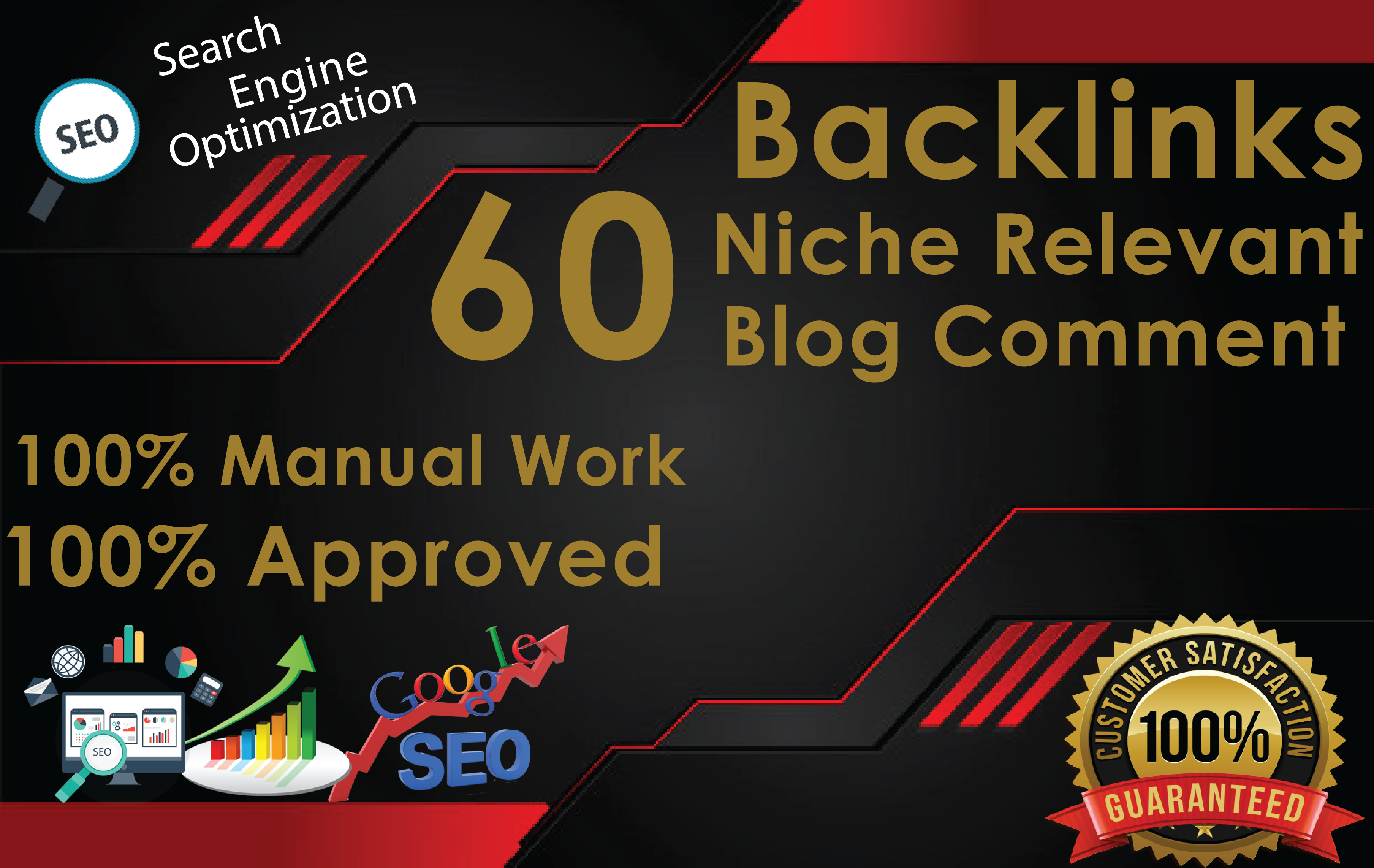 I Will Do 60 Niche Relevant Blog Comment Low Obl Quality Work