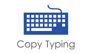 Professional Typing Service work in English Urdu & Arabic...