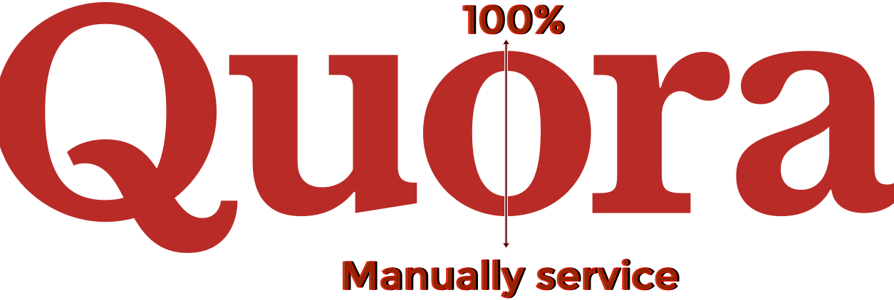 High Quality 10 Quora Answer posting your keyword And...