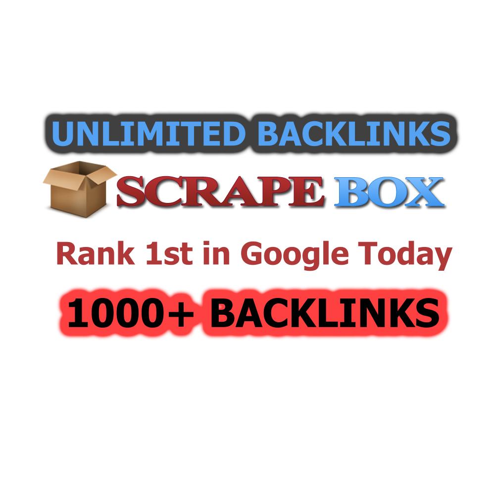 Build 1000 Blog Comments Backlinks
