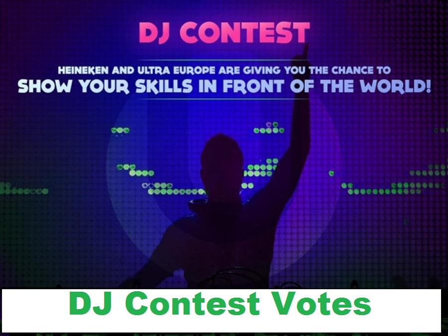 Get 100 Ultra Europe DJ Contest Votes With Guarantee ...