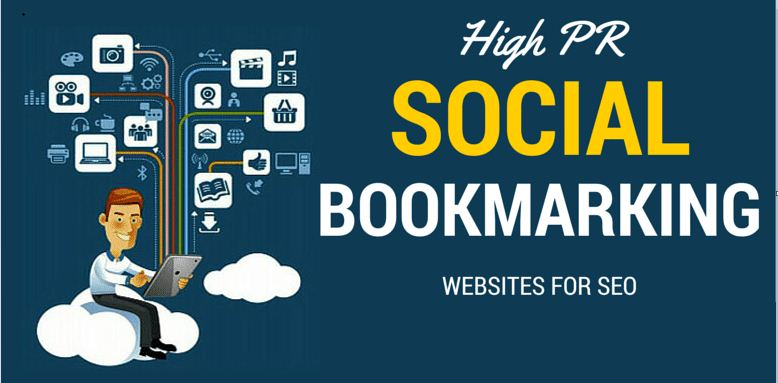 Instant 25 live Social Bookmarking links For Your Web...