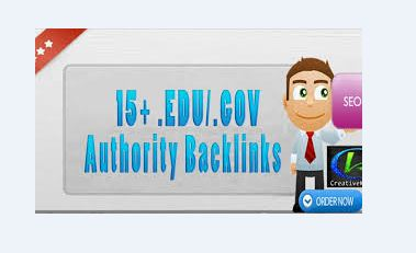 Get HQ 15 EDU/GOV Profile Backlink from all Unique do...