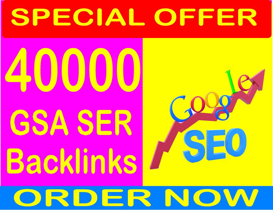 Do 400,000 Authority Quality GSA SER Verified Backlinks for SEO Ranking