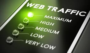 5,000 all country web traffic with ad-sense safe, ta...