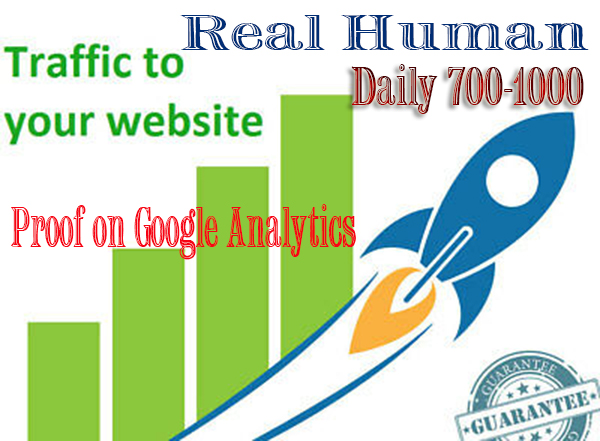 Unlimited Real Human Traffic from Top Social Sites fo...