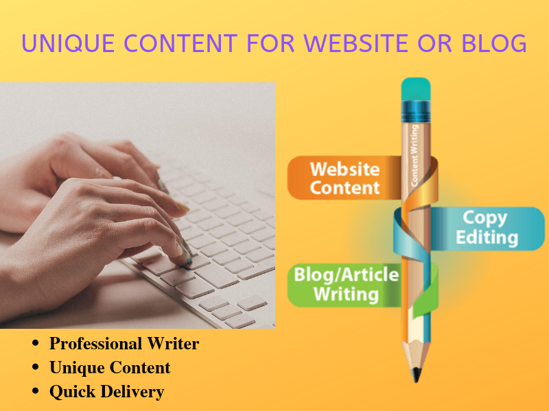Article writing for Blog or Websites Contents 500 Words