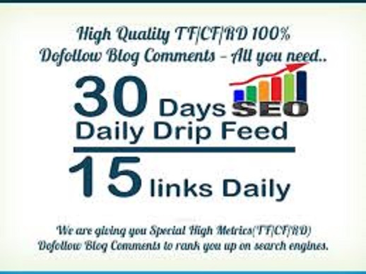 DAILY 5 UNIQUE HIGH AUTHORITY BACKLINKS, 5 COMMENT B...