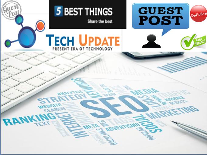 Guest Post On DA43 Website Techinexpert. com