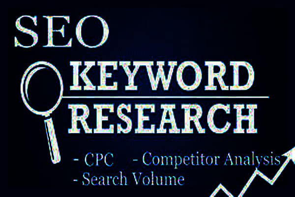 send  keyword Research & competitor Analysis & SEO audit report