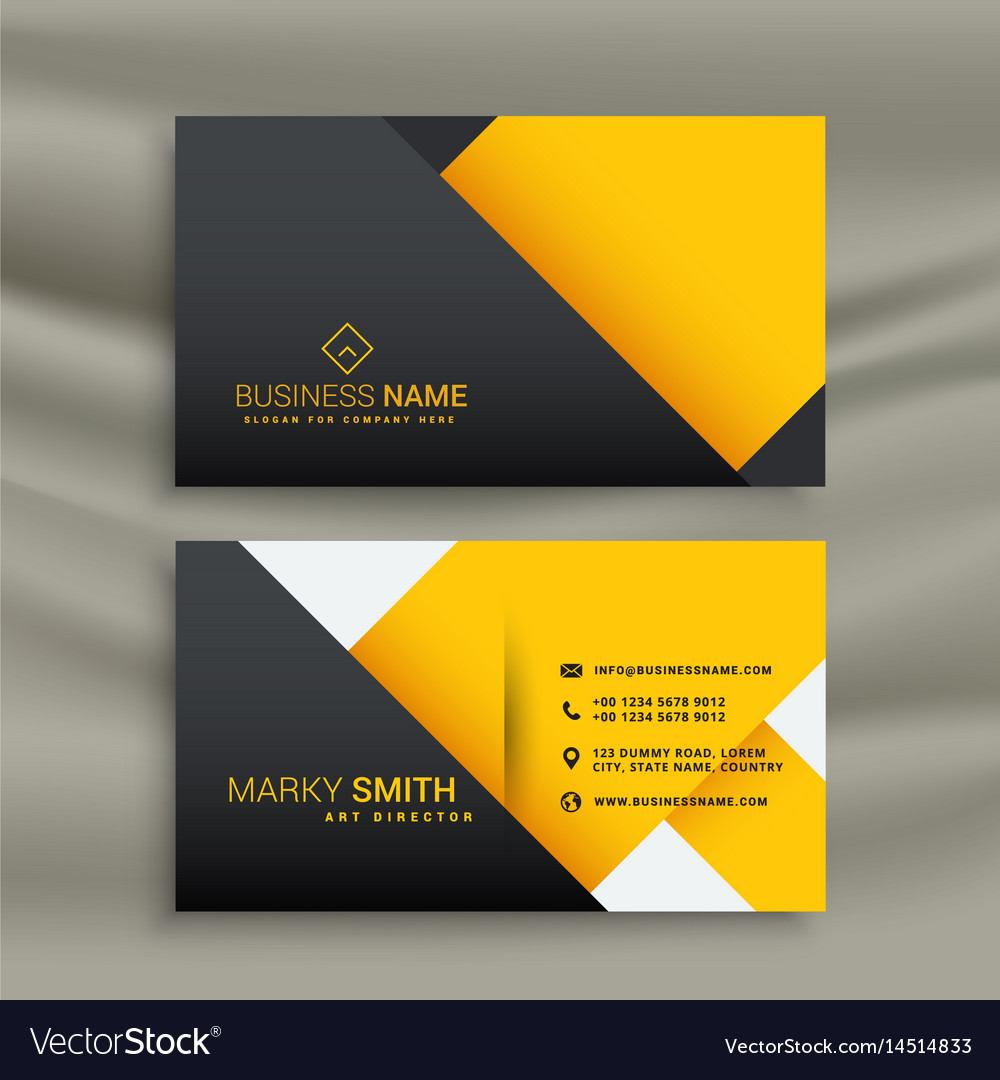 Create a business card ready to print