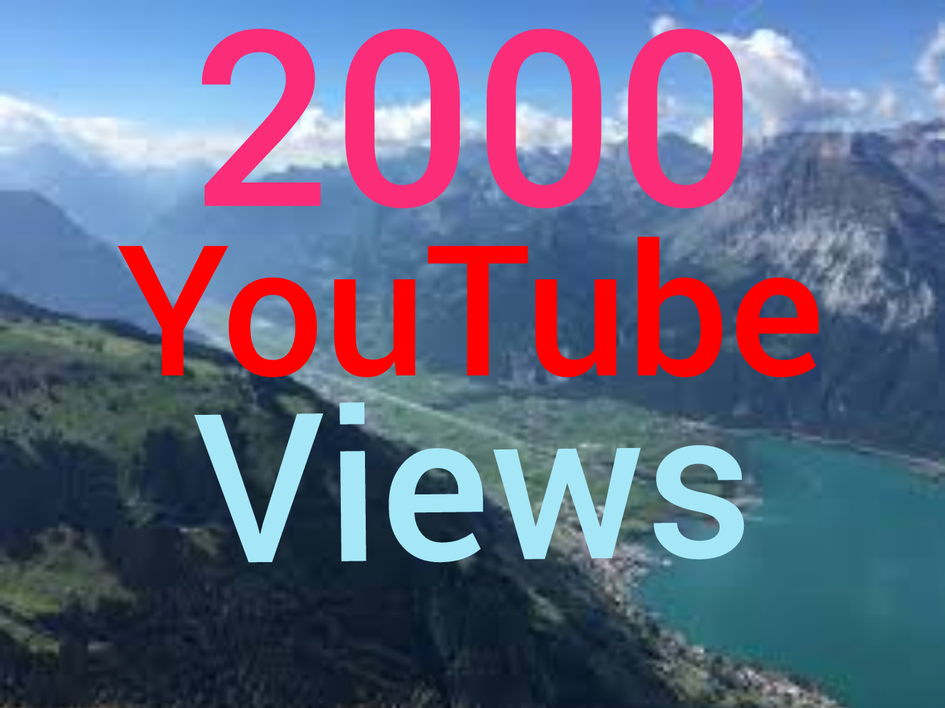YouTube HQ Promotion on your Video in 24/48 hours