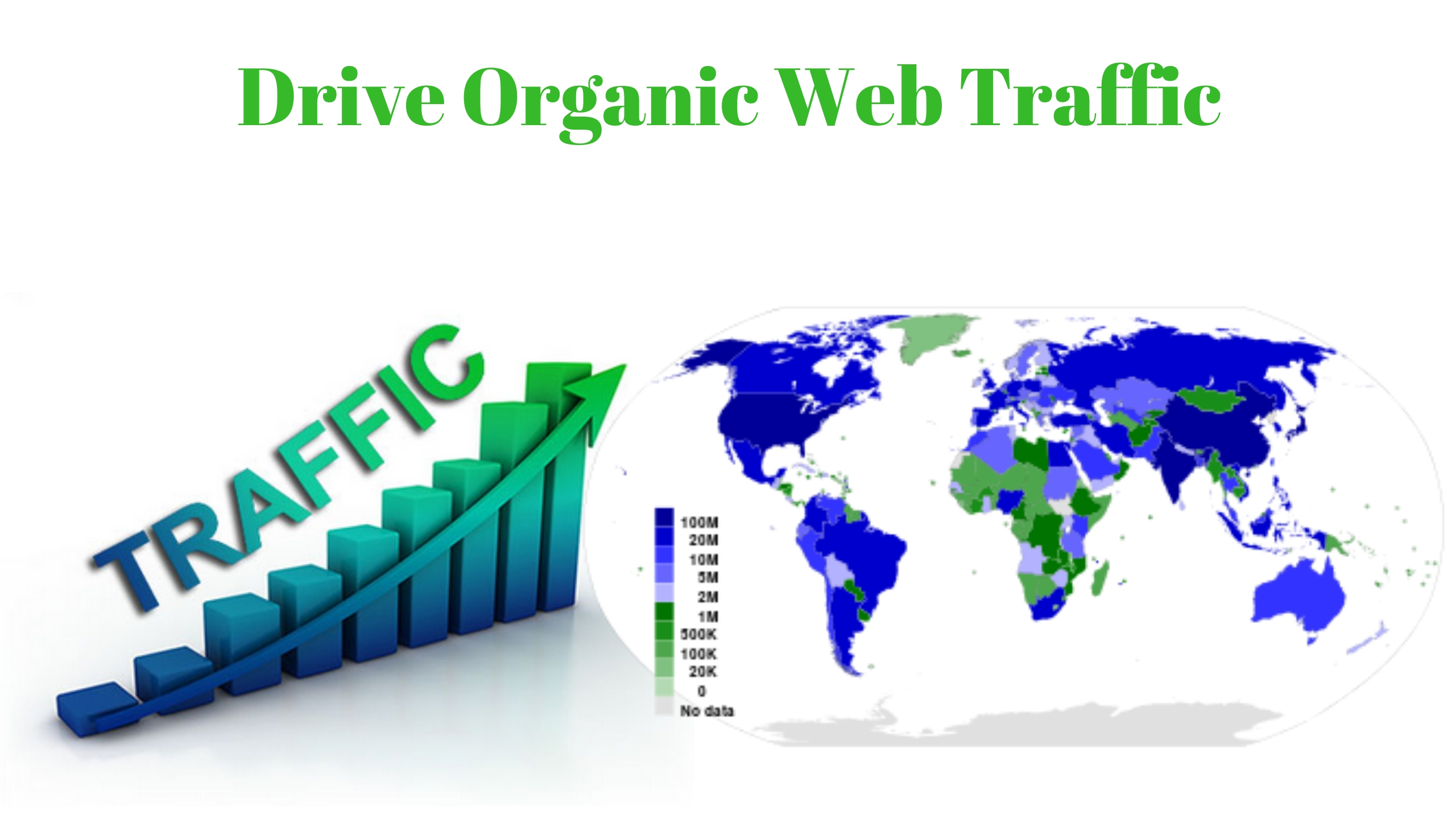 Drive Organic Web Traffic To Your Website