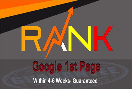 Google 1st page ranking- Best service from SEO24HOURS