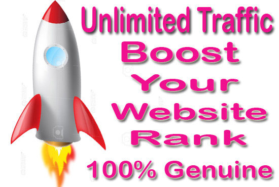 Generate Unlimited Traffic For Your Website
