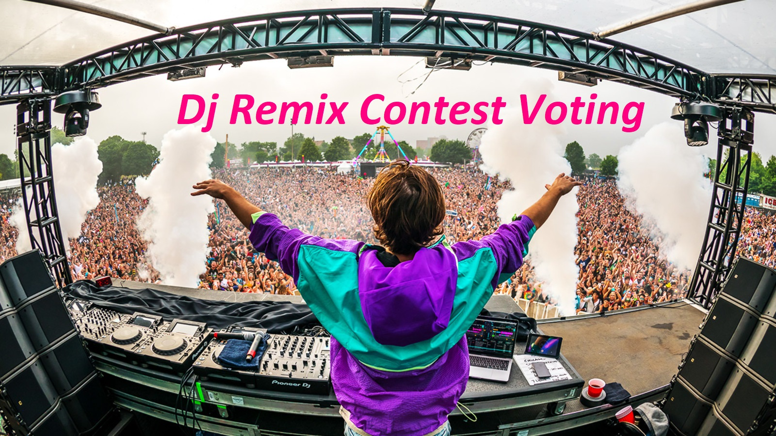 Get offer 100 Any Music Remix Contest Votes With Unique Different IP