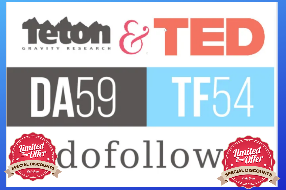 Write and Publish A Guest Post On Tetongravity, Maptia & TED.com (Only 3 Days Left)