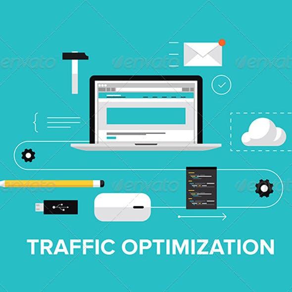 SKYROCKET 300,000 Traffic Worldwide from Search engine Google Ranking Factors & Social Media