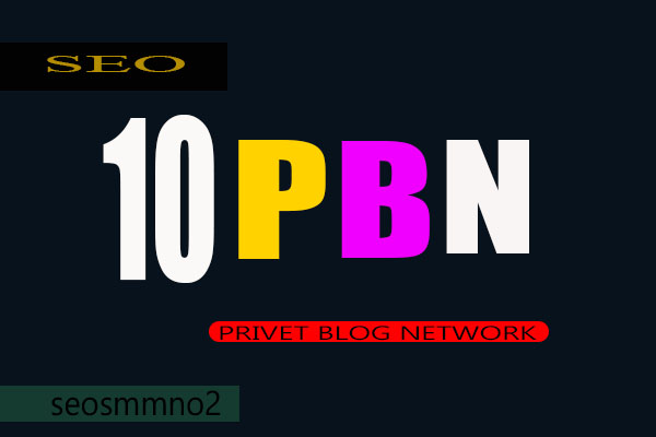 Manually 10 High TF CF Permanent Homepage PBN Backlinks
