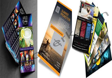 I'll Professionally Design Flyer,  Poster,  Brochure In 24 Hours