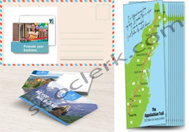 I'll Do Promotional Postcard Eddm Or Postcard Standard