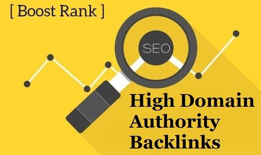 Do 6 PBN High DA 25 - 30 Homepage Backlinks