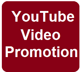 Organic HQ YouTube Video Promotion Package Instant
