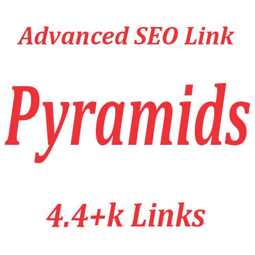 Qualitative Advanced SEO Link Pyramids 2019 Update 4.4+k Links for Search Engine Ranking