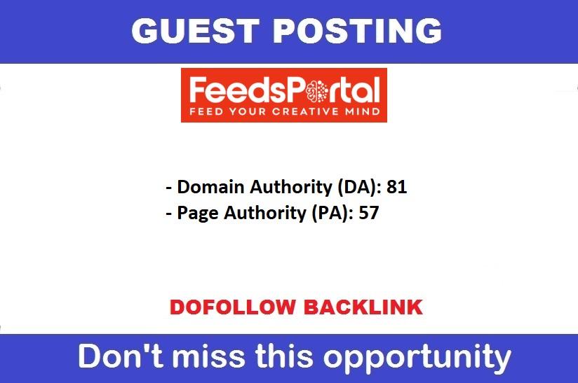 Guest Post On My Da 81 DR 78 General Magazine Blog