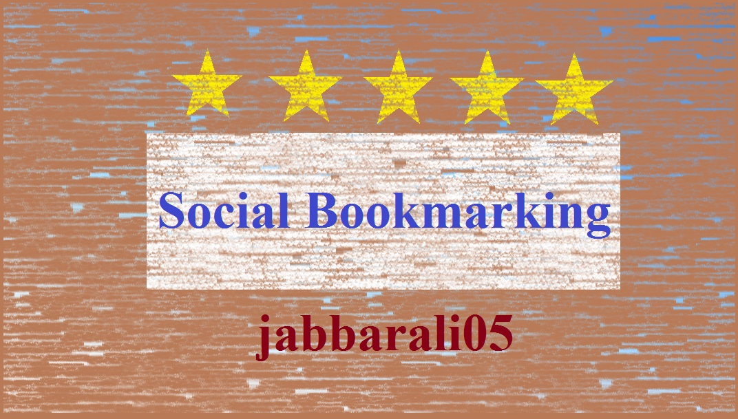 Get 10 Social Bookmarking From High Ranking Social Bookmarking - sites