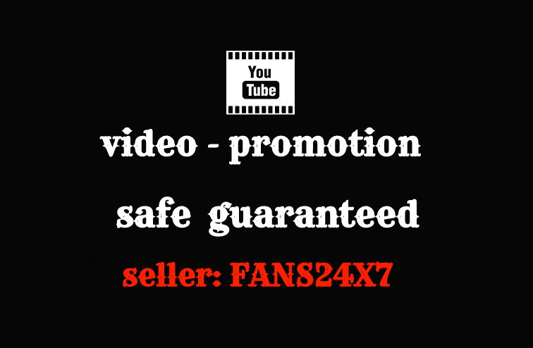TOP RATED SELLER | Rank and promote your video up  without dropout