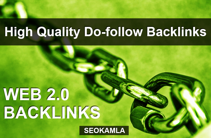 Rank Your Website with 15 Web 2.0 Blog post with relevant article,  image
