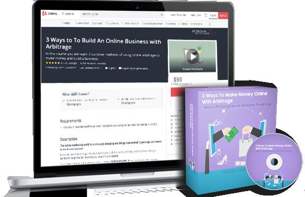 3 Ways To Make Money Online Video Course